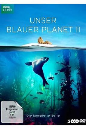 Poster: Der blaue Planet