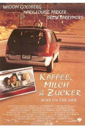 Poster: Kaffee, Milch und Zucker