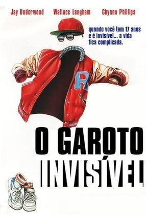 Poster: Der unsichtbare Junge