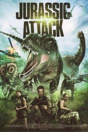 Poster: Jurassic Attack