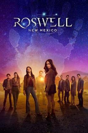 Poster: Roswell, New Mexico