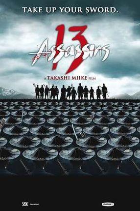 Poster: 13 Assassins