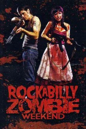 Poster: Rockabilly Zombie