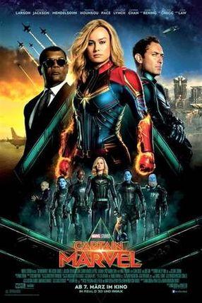 Poster: Captain Marvel