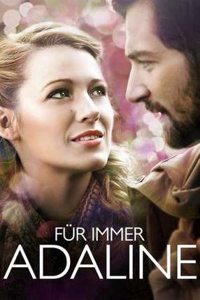 Poster: Für immer Adaline