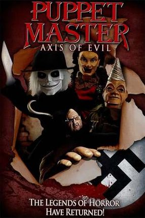 Poster: Puppet Master: Axis of Evil