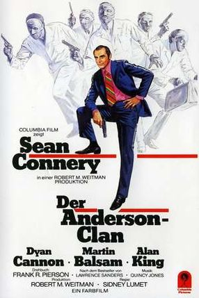 Poster: Der Anderson Clan