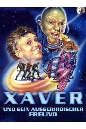 Poster: Xaver und sein außerirdischer Freund
