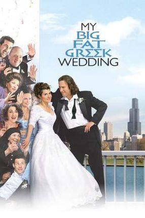 Poster: My Big Fat Greek Wedding