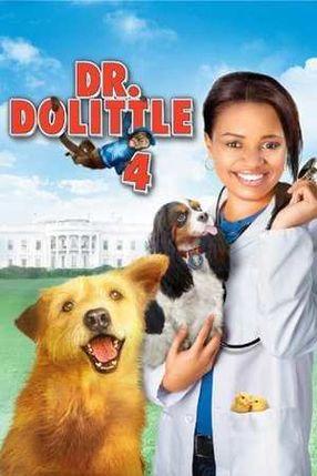 Poster: Dr. Dolittle 4