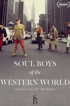 Poster: Soul Boys of the Western World
