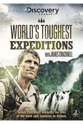 Poster: Die härtesten Expeditionen der Welt
