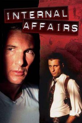 Poster: Internal Affairs - Trau' ihm, er ist ein Cop
