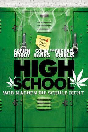 Poster: High School - Wir machen die Schule dicht