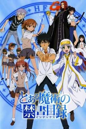 Poster: Toaru Majutsu no Index