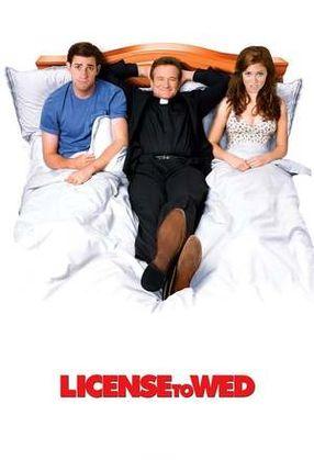 Poster: Lizenz zum Heiraten