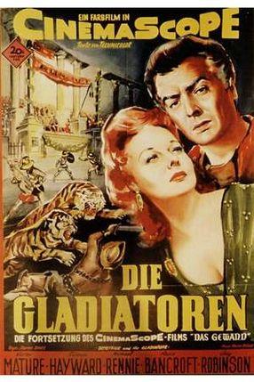 Poster: Die Gladiatoren