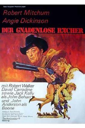 Poster: Der gnadenlose Rächer
