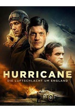 Poster: Hurricane - Die Luftschlacht um England