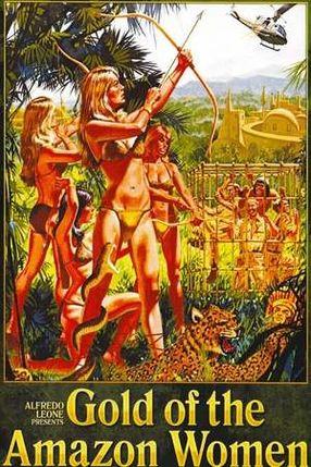 Poster: Weiße Sklavin der grünen Hölle