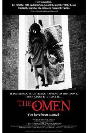 Poster: Das Omen