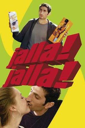 Poster: Jalla! Jalla! Wer zu spät kommt …