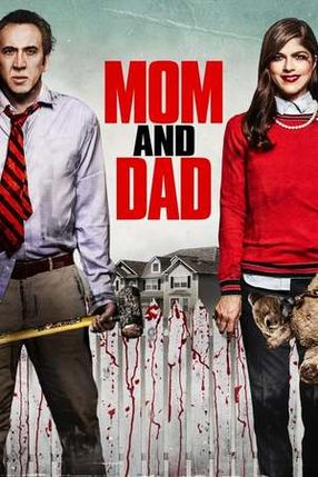 Poster: Mom and Dad