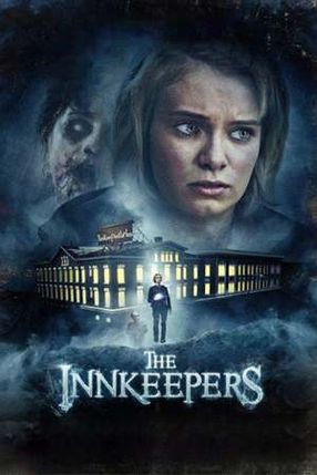Poster: The Innkeepers - Hotel des Schreckens