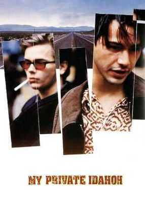 Poster: My Private Idaho