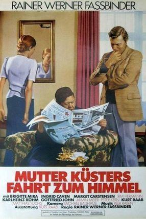 Poster: Mutter Küsters' Fahrt zum Himmel