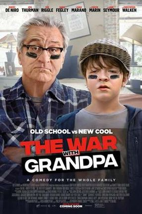 Poster: The War with Grandpa