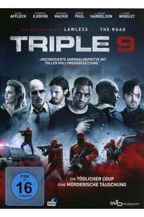 Poster: Triple 9