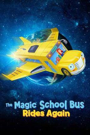 Poster: Der Zauberschulbus ist wieder unterwegs