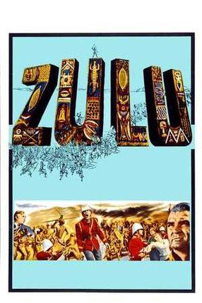 Poster: Zulu