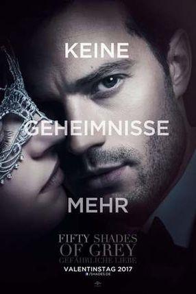 Poster: Fifty Shades of Grey - Gefährliche Liebe