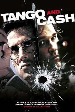 Poster: Tango und Cash