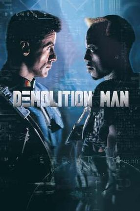 Poster: Demolition Man