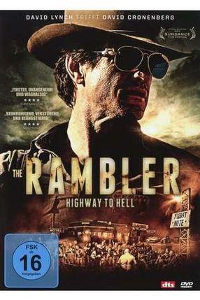 Poster: The Rambler - Abgründe in die Dunkelheit