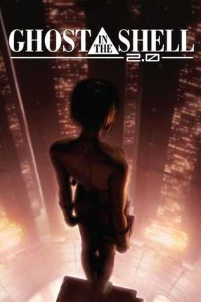 Poster: Ghost in the Shell 2.0