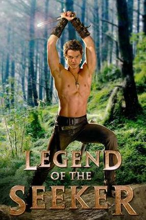 Poster: Legend of the Seeker