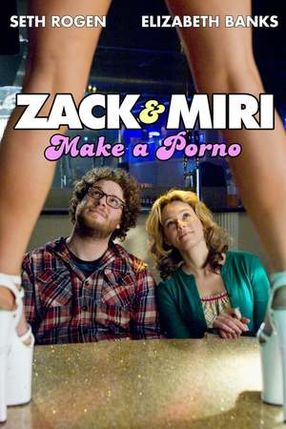 Poster: Zack and Miri Make a Porno