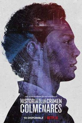 Poster: Historia de un crimen: Colmenares