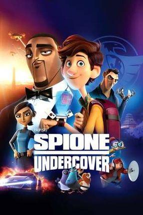 Poster: Spione Undercover - Eine wilde Verwandlung