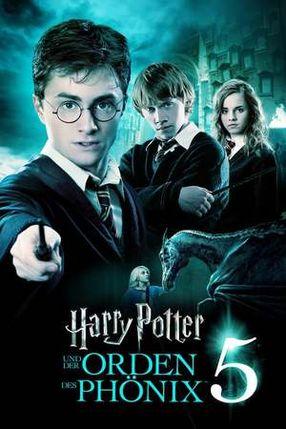 Poster: Harry Potter und der Orden des Phönix