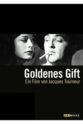Poster: Goldenes Gift