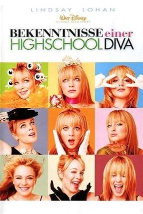 Poster: Bekenntnisse einer High School Diva