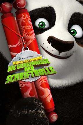 Poster: Kung Fu Panda: Die Geheimnisse der Schriftrolle