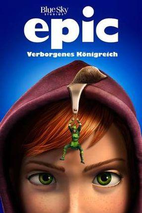 Poster: Epic - Verborgenes Königreich