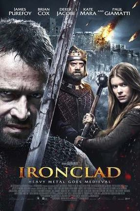 Poster: Ironclad