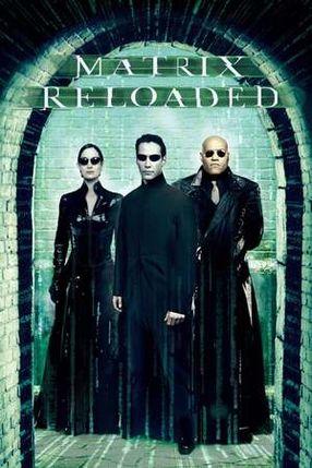 Poster: Matrix Reloaded